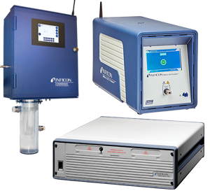 Chemical Detection and Monitoring (GCMS/GC/FID)