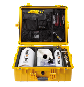 Complete Gas Injection Kit (incl. Injection Panel, Injection Fix Kit and Injection Pads)