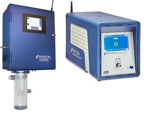 Chemical Detection and Monitoring (GCMS/GC/IR)